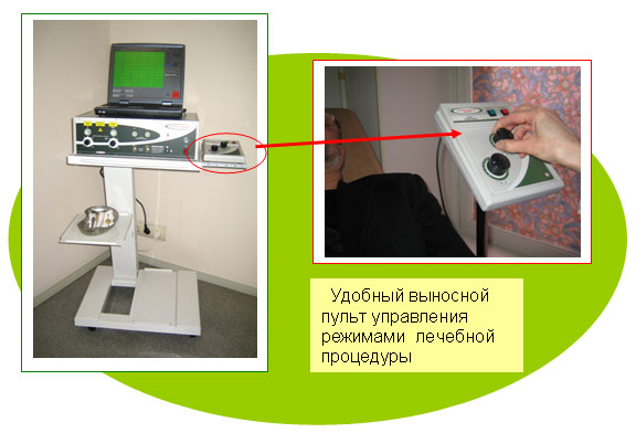Аппарат электролазерный терапевтический К-, ИК-1, ИК-2 излучения синхронизируемый АЭЛТИС- СИНХРО-02